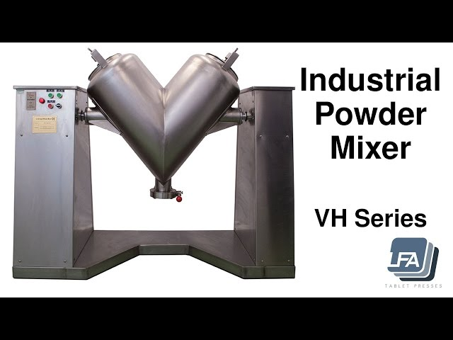 LFA VH Powder Mixer