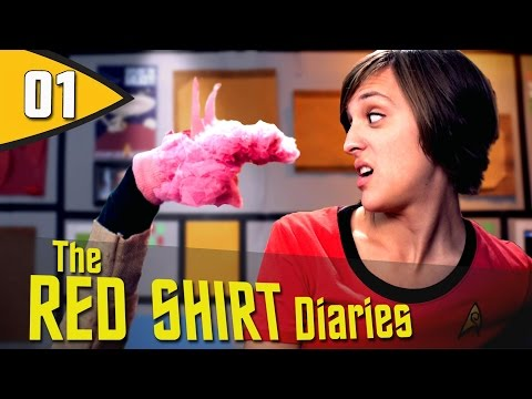 The Man Trap - The Red Shirt Diaries - Ep 1