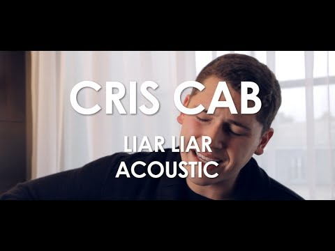 Cris Cab - Liar Liar - Acoustic [ Live In Paris ] Mp3