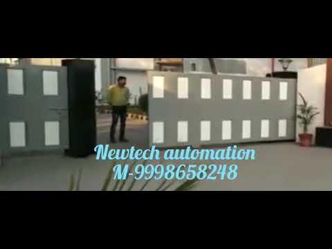 Motorized Sliding Gates