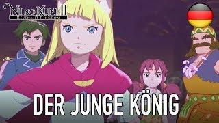 PrimalGames.de : Ni No Kuni 2 Schicksal eines Königreichs Trailer