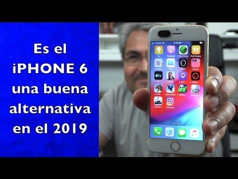 Vale la pena iPhone 6 en el 2019?