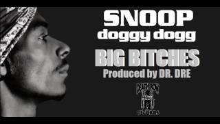 Snoop Doggy Dogg - Big Bitches (1993) (Produced by Dr. Dre) (Death Row) (Unreleased)