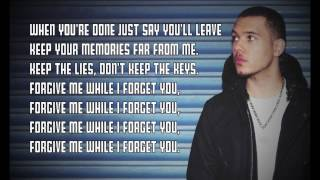 "Joel Compass: ""Forgive Me"" - Lyrics On Screen (HD)"