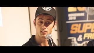 Acto de presentación del Supercross de Barcelona |VÍDEO