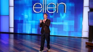 Robert Downey Jr. Puts the Audience 'On the Spot'!