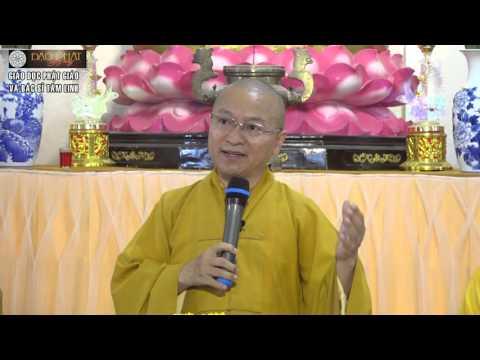Giáo dục Phật giáo và bác sĩ tâm linh