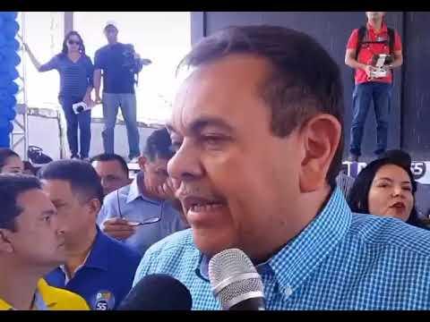 Tomaz Teixeira se autoproclama prefeito de Teresina
