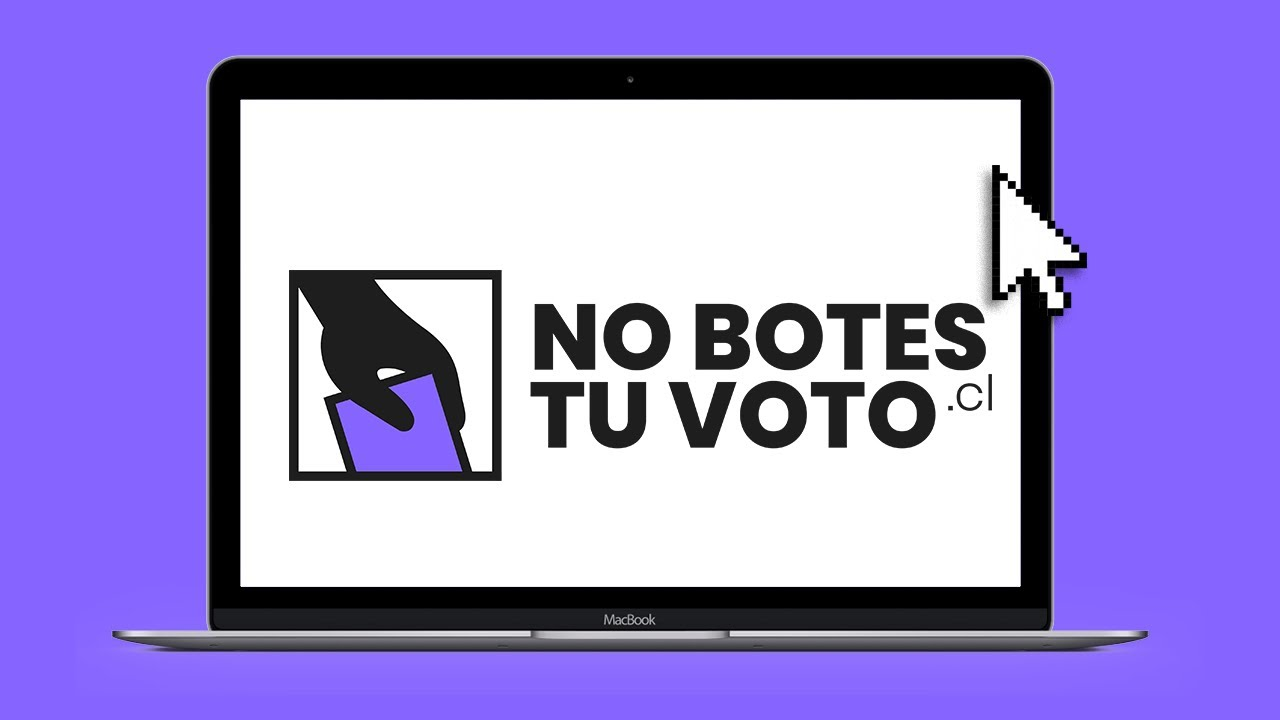 Escribamos la historia junt@s y nobotestuvoto.cl