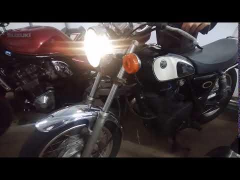 SR500/ヤマハ 500cc 岩手県 チャーリーオージ