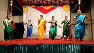 Banu baya... Navratri Dance 07/10/2016