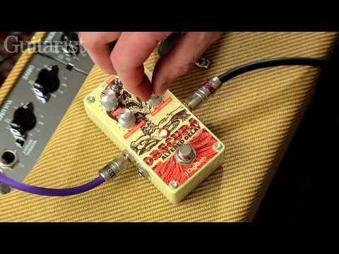 Digitech Obscura Altered Delay Pedal Demo – Issue 397