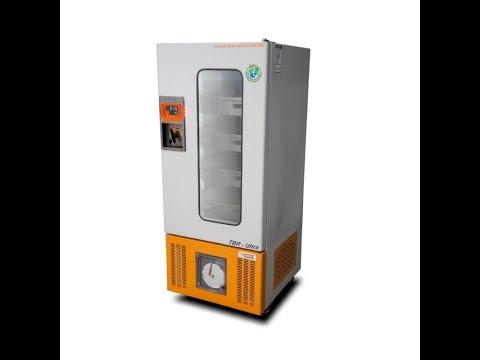4 Degree C Blood Bank Refrigerators