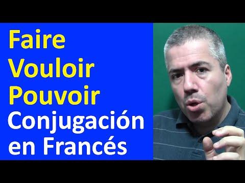 Verbos FAIRE, VOULOIR, POUVOIR en Francés / Curso de Francés Básico Clase 20 Francés letöltés