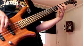 3 Doors Down - Right Where I Belong Bass Cover