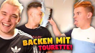 BACKEN Mit Tourette - Palutens Käsekuchen Mit Gewitter Im Kopf Retten!!