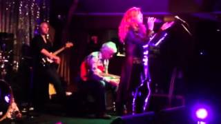 T'Pau at the Concorde club Only the lonely