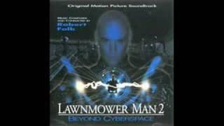 "Robert Folk- ""Lawnmower Man 2"""