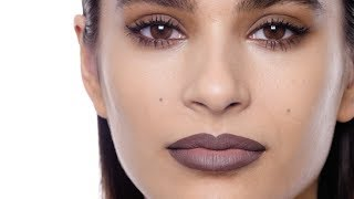 HOW-TO: 90s-Inspired Smoky Eye & Ombre Lip | MAC Cosmetics
