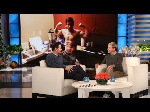 Mark Wahlberg Takes the Audience by Surprise