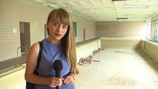Оголошено третій тендер із реконструкції басейну 27-ї школи у Чернівцях.
