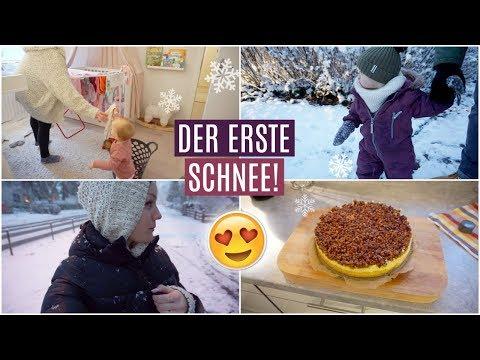 Vlogmas #11 ❘ MEIN 27. GEBURTSTAG ❘ Es schneit! ❘ Kuchen backen ❘ MsLavender