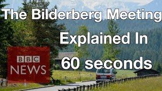 What is the Bilderberg Meeting? - BBC News
