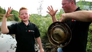 What's It Caught ??... Interesting Finds During Magnet Fishing! - Video Youtube