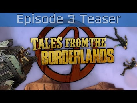Tales from the Borderlands : Episode 3 Playstation 4