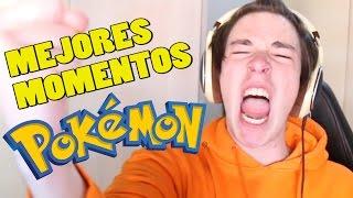 MEJORES MOMENTOS | Pokémon Luna Nuzlocke