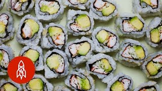 The California Roll Was Invented in Canada