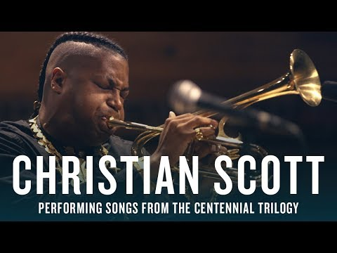 Christian Scott: Performing Songs From The Centennial Trilogy | JAZZ NIGHT IN AMERICA