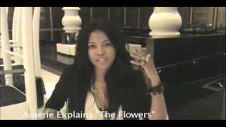 """Amerie Explains """"The Flowers"""" Off In Love & War."""