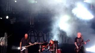 Apulanta - Ahdistaa (23.7.2011)