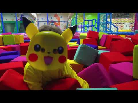 Pikachu Toddler Costume Video Review