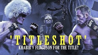 MCGREGOR VS KHABIB/FERGUSON HD