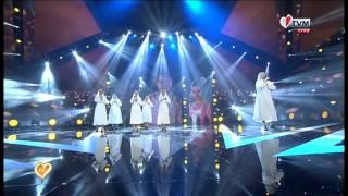 Malta ESC 2015 Final - Ekklesia Sisters - Love and Let Go