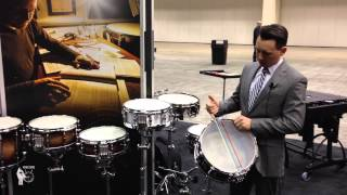 pasic 2013: majestic prophonic timpani and prophonic concert snare drums