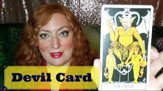 JOURNEY THROUGH THE TAROT: Week with the DEVIL Card | Introduction to the TOWER