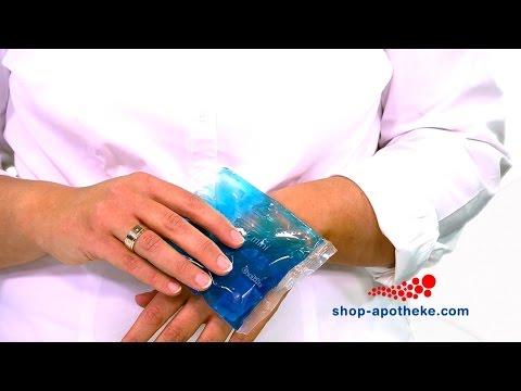 Wofür kann man Cool Pack mini Kaltkompressen genau verwenden?