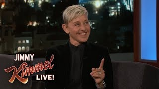 Ellen DeGeneres Loves Giving Things Away
