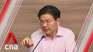 Singapore mindful of COVID-19 outbreak in Italy, Lawrence Wong says