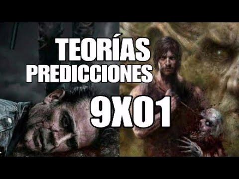 The Walking Dead 9x01 PREDICCIONES Y TEORÍAS. Que Pasará Temporada 9 Capitulo 1.