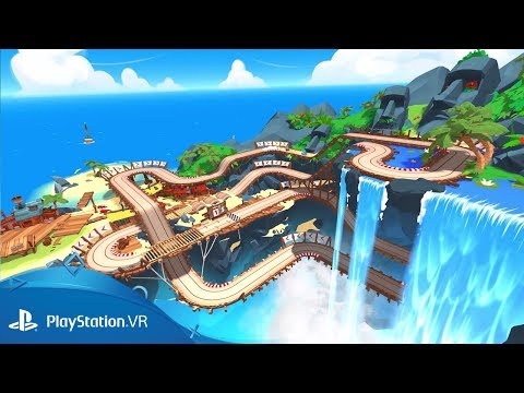 Tiny Trax | Reveal Trailer | PlayStation VR thumbnail