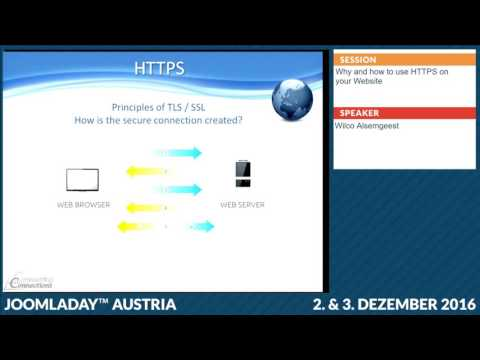 JD16AT - Why and how to use HTTPS on your website!