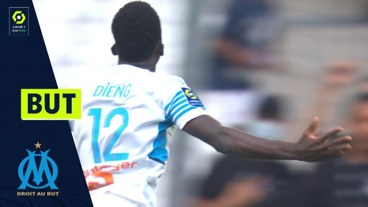 But Cheikh Ahmadou Bamba Mbacke DIENG 48' - OM OLYMPIQUE DE MARSEILLE - STADE RENNAIS FC 2-0 21/22