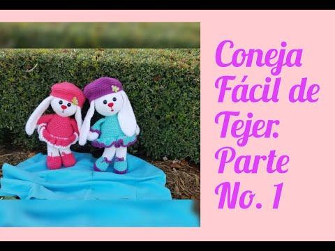 Coniglietta Subtitulos Espanol English Amigurumi Rabbit Bunny