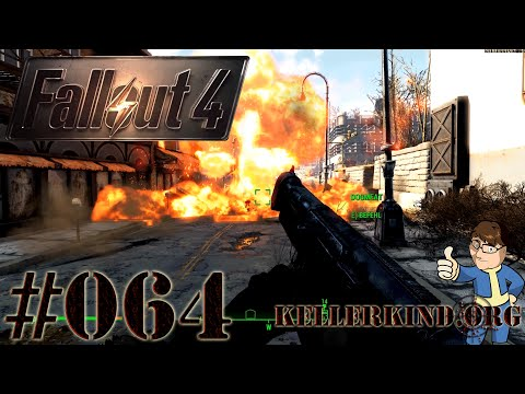Fallout 4 #064 - Explosive Konfliktlösung ★ Let's Play Fallout 4 [HD|60FPS]