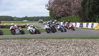 Dutch Superbike race Hengelo 2013
