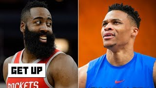 Can Russell Westbrook defer to James Harden? | Get Up